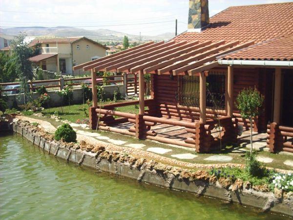 Ahşap Ev Modelleri ve Fiyatları