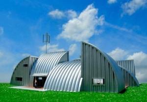 Off-the-Grid Modüler Çelik Evi