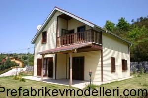 Dublex Prefabrik Evlerin Fiyatları