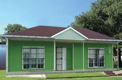Prefabrik satılık evler
