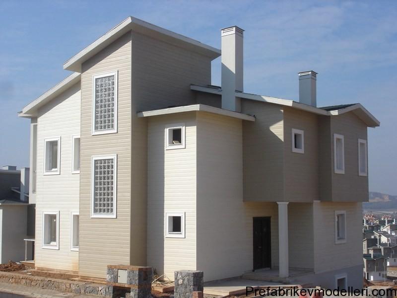 Çelik Konstrüksiyon Lüx Evler