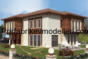 Modern Prefabrik Ev Fiyatları