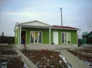 2010 Prefabrik ev fiyatları