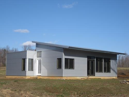 Prefabrik ev modeli 2011