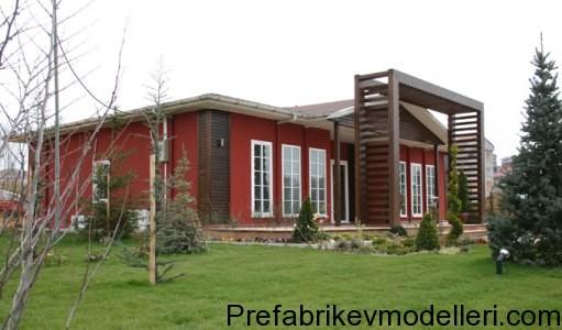 prefabrik ev modelleri