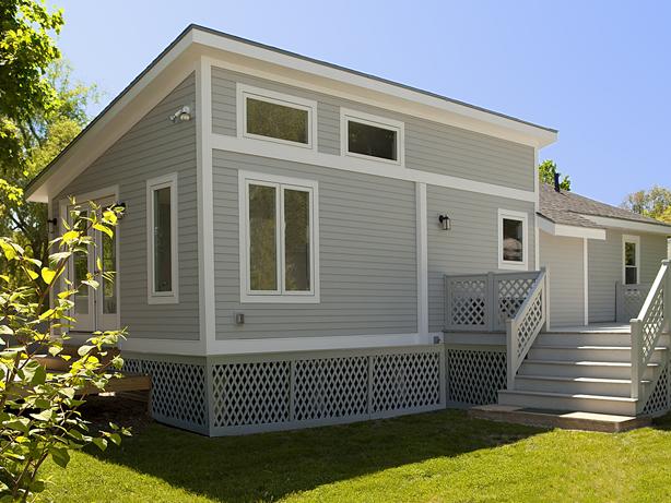 Prefabrik evlerin avantajları