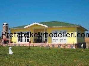 Prefabrik evler ve fiyatları izmir