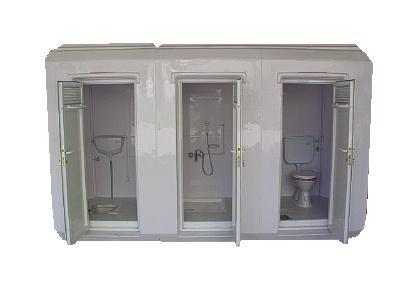 WC Duş Kabini