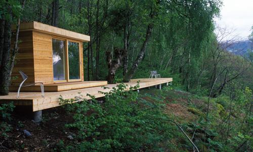 Yazlık Mimarlık Prefabrik evler